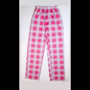 ☼4 for 20$☼ Pink Plaid Pajama Pants